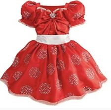 Disney Store Limited Edition 1 of only 1500 Minnie Mouse Costume Dress 4