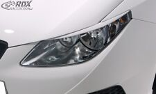 SEAT Ibiza 6J Eye Brows Headlight Covers