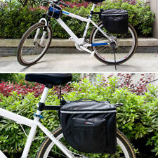 Waterproof Mountain Road Bicycle Rear Pannier Bike Bag Cycling Large Luggage