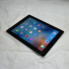 Apple A1416 iPad 3rd Gen. 64GB, Wi-Fi, 9.7in - Black