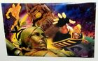 1994 Original 34 by 22 comic book superhero DC Comics The Ray poster:Quesada art