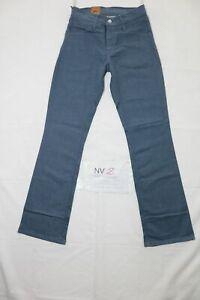 Levi's 525 slim fit bootcut nuovo ( Cod.NV2) W26 L32 donna vita alta zampa