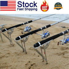 Us Fishing Rod Holder Automatic Tip-Up Hook Setter Fish Pole Tackle Bracket Hot