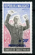 STAMP / TIMBRE DE MADAGASCAR NEUF N° 502 ** GENERAL DE GAULLE