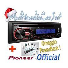Pioneer DEH-1800UBB Autoradio Omaggio USB Nuova + Power Bank OFFERTISSIMA*