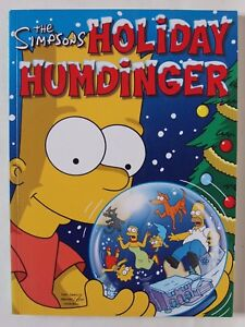 THE SIMPSONS HOLIDAY HUMDINGER / COMIC BOOK / GRAPHIC NOVEL / 2005