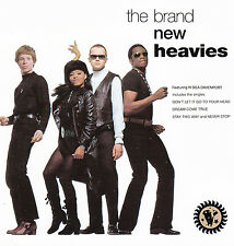 THE BRAND NEW HEAVIES : THE BRAND NEW HEAVIES / CD - TOP-ZUSTAND