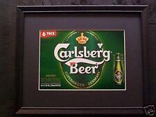 CARLSBERG   BEER SIGN  #251