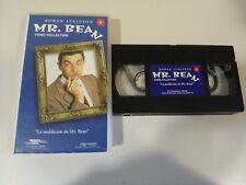 MR BEAN ROWAN ATKINSON LA MALDICION DE MR BEAN COLLECTION VHS CINTA CASTELLANO