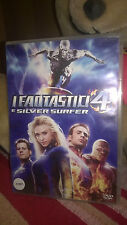 "FILM IN DVD : ""I FANTASTICI 4 E SILVER SURFER"" - Azione, USA 2007"