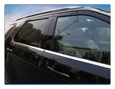 Stainless Steel Bottom Window Frame Sill Trim Cover for Ford Explorer 2016-2018