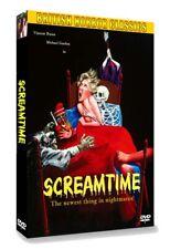 SCREAMTIME (1983)  DVD