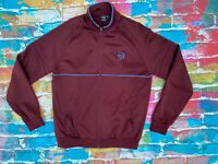 AU32. Vintage Sergio Tacchini Zip Up Top Mens Extra Large
