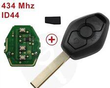 BMW CHIAVE COMPLETA E39 E46 E53 E60 E65 X3 X5 Z3 SERIE 3 5 6 7 NUOVA DA CODIFIC.