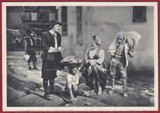 I PROMESSI SPOSI 10 FILM 1941 CINEMA MOVIE - LUX - CAMERINI - MANZONI Cartolina