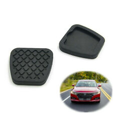 Brake Clutch Pedal Pads Rubber Cover For Honda Civic Accord CR-V Prelude Acura