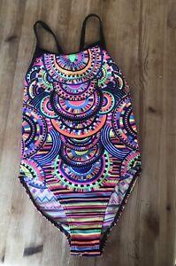 Funkita Single strap Swimsuit UK GIRLS 10