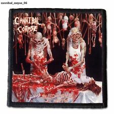 CANNIBAL CORPSE PATCH different patterns Buying 5 patches..6 patch get free band