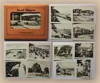 12 echte Fotos Insel Rügen um 1970 Ostsee Mecklenburg Vorpommern Ostseeküste xz