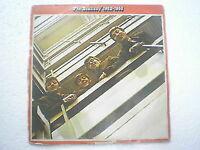 THE BEATLES THE BEATLES 1962 1966 2LP PARLOPHONE BLACK GATEFOLD LP INDIA 209 EX
