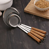 1Pcs New Stainless Steel Seed Sprouting Mesh Screen Strainer Filter Wide Mouth
