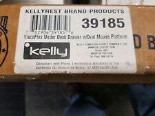 Kelly Computer Supply 39185 ViscoFlex Underdesk Drawer w/Oval Mouse Platform