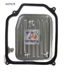 WESFIL Transmission Filter FOR Volkswagen BORA 1999-2003 V5 / 2.3L 01M WCTK75