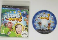 Start the Party PS3 Playstation 3 (Move Required) UK Game **FREE UK POSTAGE**