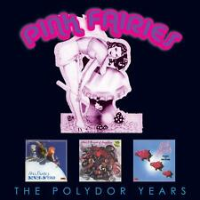 The Pink Fairies - The Polydor Years (2019)  3CD  NEW/SEALED  SPEEDYPOST
