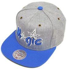 Gorras y sombreros de hombre Mitchell & Ness color principal gris 100% algodón