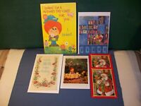 OVERSIZE Mother's Day, other  UNUSED greeting cards most with envelopes;1960-80