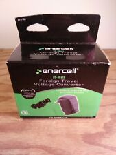 Enercell 85-Watt Foreign Travel Voltage Converter