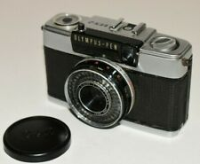Vintage Olympus Pen EES-2 Half Frame 35mm Film Camera Non-working