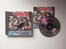 Resident Evil Horror-Platinum-Playstation 1 PS1 PS2 PS3-UK Verkäufer