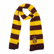 Harry Potter Gryffindor House Cosplay Knit Wool Costume Scarf Halloween Costume