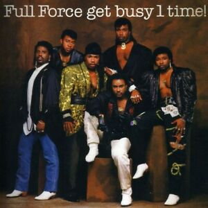 Full Force - Get Busy 1 Time [New CD]