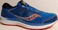 Saucony Guide ISO 2 Laufschuhe Gr. 42,5 Sportschuhe Fitnessschuhe Sneaker Blau