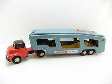 LOT 33183  Vintage Automobile Carrier Autotransporter 44cm Tin Toy Japan um 1960
