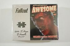 Fallout 200-Piece Jigsaw Puzzle Astoundingly Awesome Tales Curse of the Burned