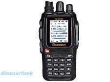 Wouxun KG-UV8D 2m/70cm VHF/UHF Crossband Funkgerät DEUTSCHES HANDBUCH