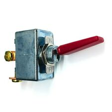 50 Amp Philmore 30-12242 12 Volt DC High Current Toggle Switch w//Red Handle