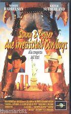 Sonny & Pepper. Due irresistibili cowboys (1995) VHS Universal  Pct.