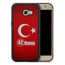 Samsung Galaxy A5 2017 - Hülle SILIKON Case Konya 42 Türkei Türkiye Cover Schal