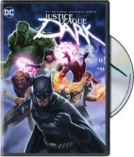 Justice League Dark [New Dvd] Subtitled