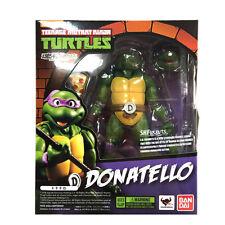 Bandai Teenage Mutant Ninja Turtles TMNT Donatello SH Figuarts Nickelodeon Toy