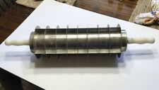 Moline Industrial Commercial Bakery Pastry / Beignets Rolling Pin Cutter 32 Cups