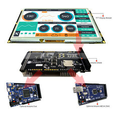 """9"""" inch TFT LCD Resistive Touch SSD1963 Shield for Arduino Due,MEGA 2560 Library"""