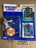 1993 Starting Lineup Benito Santiago Florida Marlins Baseball MLB SLU