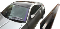 Gloss Vinyl Car Wrap Black (Air/Bubble Free) 1520mm x 300mm - Sent in Tube
