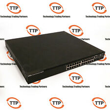 DELL 5524P POWERCONNECT 5500 SERIES 24-PORT GIGABIT PoE 2-PORT SFP+ SWITCH